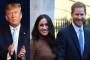 Trump Calls Out Prince Harry and Meghan Markle Over Royal Exit