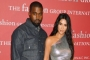 Kanye West Engraves His Text to Cartier Necklace for Wife Kim Kardashian