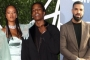 Rihanna Seen Hanging Out With Rumored BF A$AP Rocky, Her Ex Drake Spotted There Too