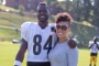 Antonio Brown's Ex Says He Desperately Needs Help as Arrest Warrant Is Issued for Battery Case