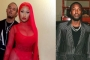 Nicki Minaj's Husband Dissed by Former Girlfriend After Screaming Match With Meek Mill