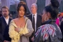 Rihanna Says 'IDGAF' at Pre-Grammys Roc Nation Brunch