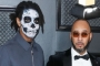 This Is Why Swizz Beatz's Son Wore Skeleton Face Paint to Grammys