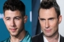 Nick Jonas Gets Trolled by Adam Levine for Performing at the Grammys With Spinach in His Teeth