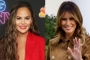 Chrissy Teigen Accused of Botched Plastic Surgery After Slamming 'Wifebot' Melania Trump