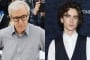 Woody Allen: Timothee Chalamet Had to Condemn Me to Increase Chance of Winning Oscar