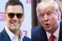 Tom Brady Trolled for Claiming He Doesn't Back Donald Trump Politically