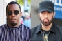 Diddy's Revolt TV Reacts to Eminem's Diss in Leaked Track: 'F**k You Too'
