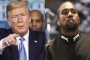 Donald Trump Calls Kanye West's Presidential Run Announcement 'Very Interesting'