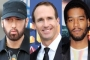 Eminem Calls Police 'Dirty,' Disses Drew Brees on New Kid Cudi Collab