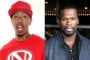 Fans Defend Nick Cannon Against 50 Cent Trolling Him Over White People Comment Backlash