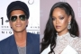 Bruno Mars Wants to Send Rihanna His Headshots for Her Fenty Skin Campaign