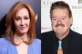 J.K. Rowling Defended by 'Harry Potter' Star Robbie Coltrane Over Transphobia Allegations