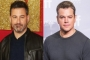 Jimmy Kimmel Says Matt Damon Isn't Invited to Virtual 2020 Emmys, Hints at Hosting Nude