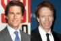 Tom Cruise and Jerry Bruckheimer Honored by U.S. Navy for Their Movie 'Top Gun'