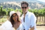 Sarah Hyland and Fiance Take Family and Friends to Winery for Mock Wedding