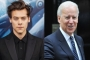 Harry Styles Endorses Presidential Nominee Joe Biden: 'I'd Vote With Kindness'