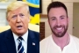 Donald Trump Rejected Chris Evans' Invitations to Appear on His Website