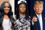 Is Reginae Carter Shading Dad Lil Wayne Over His Trump Support?