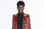 Lil Nas X Transforms Into a Sexy Santa in Red Latex Outfit