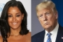 Claudia Jordan Compares Donald Trump to Slave Owners for Wanting to 'F**k' Her