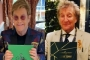 Elton John Plans to Send Rod Stewart Christmas Card to End Their Feud