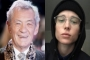 Ian McKellen Disappointed in Himself for Failing to Detect Co-Star Elliot Page's Identity Struggle