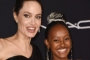 Angelina Jolie and Daughter Zahara Hold Hands on Shopping Trip