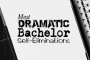 Most Dramatic 'Bachelor' Self-Eliminations