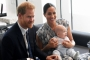 Prince Harry Reveals Son Archie's First Word, Meghan Markle Lets It Slip Cute Nickname for Husband
