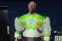 Snoop Dogg Dances in Buzz Lightyear Costume for Granddaughter's 2nd Birthday