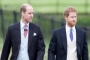 Prince William, Prince Harry Walk Together but Are Separated by Cousin at Prince Philip's Funeral