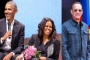 Barack and Michelle Obama Partying All Night With A-Listers at Tom Hanks-Hosted Dinner