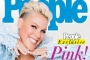 Pink Determined to Keep Her Family Intact Despite Challenges