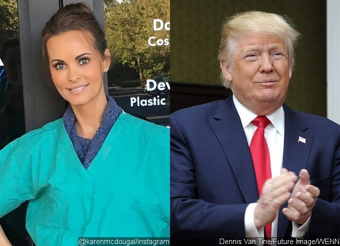 Former Playmate Karen McDougal Reveals She Cried After Having Sex With Donald Trump