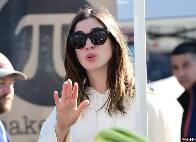 Anne Hathaway Shuts Down Fat Shamers as She Gains Weight for Movie Role