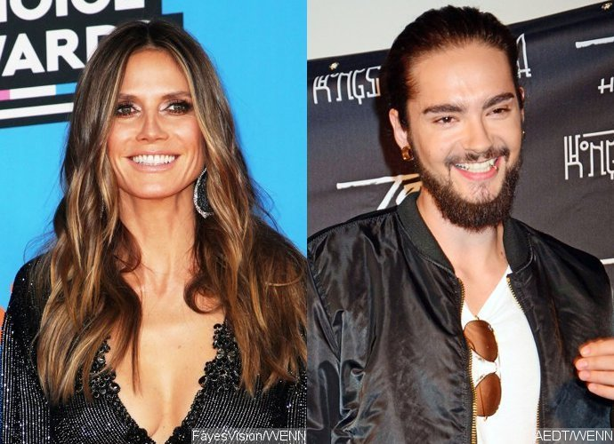 Heidi Klum Goes Topless While Making Out With Rumored BF Tom Kaulitz in Mexico