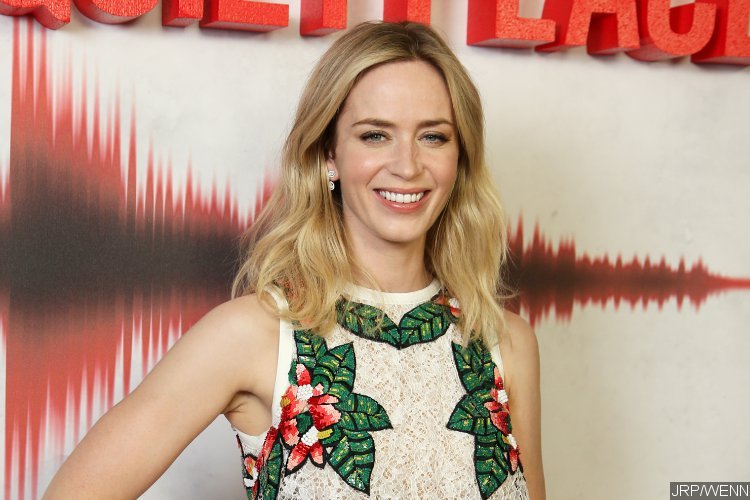 Emily Blunt Stunned by Her Daughters' Crave for Knowledge