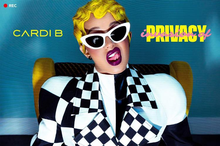 Cardi B Scores First No. 1 Album on Billboard 200 With 'Invasion of Privacy'