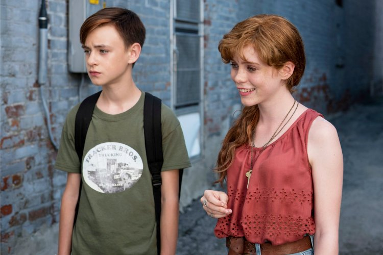 Report: Jaeden Lieberher and Sophia Lillis Get Massive Pay Rise for 'It' Sequel