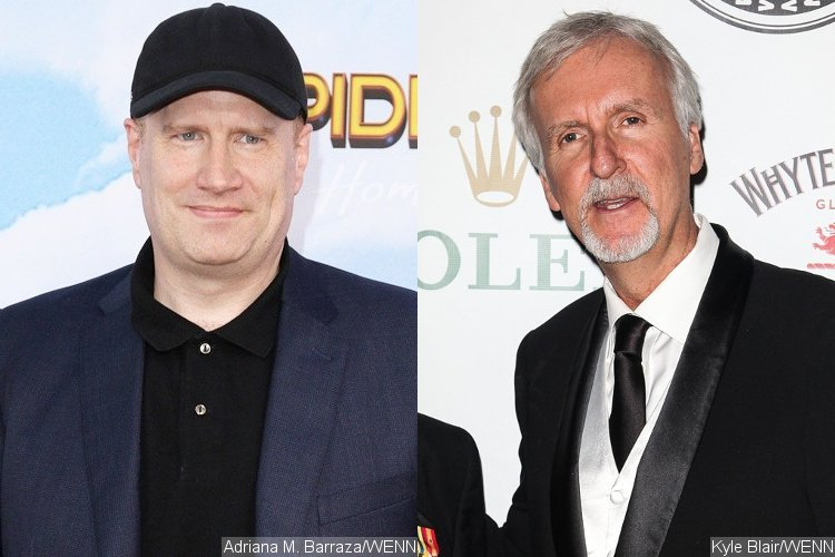 Kevin Feige Cleverly Responds After James Cameron Slams Superhero Movies