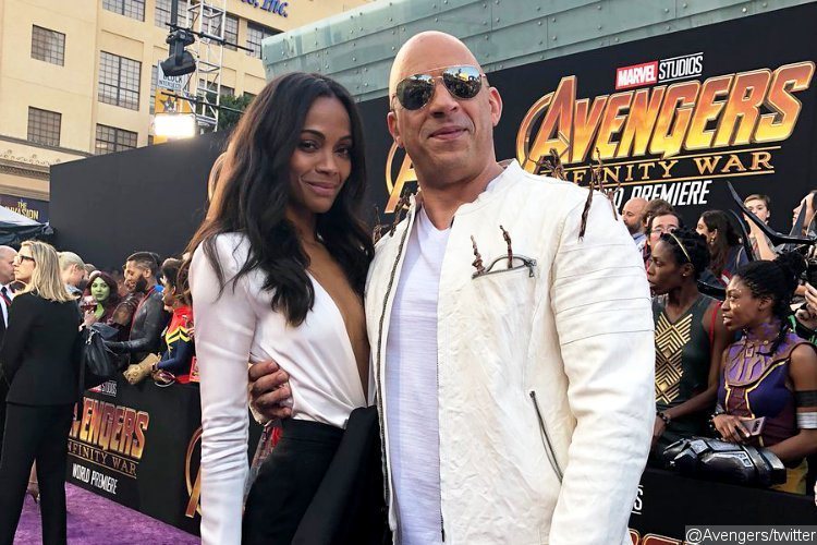 'Avengers: Infinity War' Star-Studded Cast Gathers for World Premiere