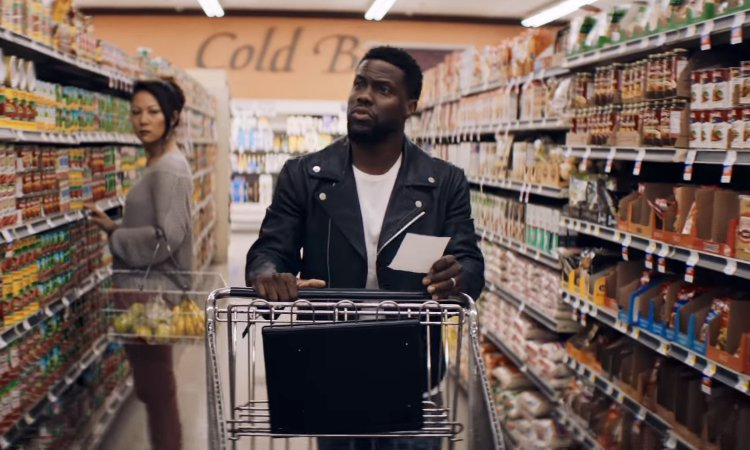 Kevin Hart Takes on Cheating Scandal in J