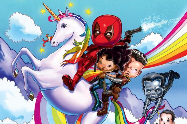 'Deadpool 2' Releases Hilarious IMAX Poster Featuring Unicorn