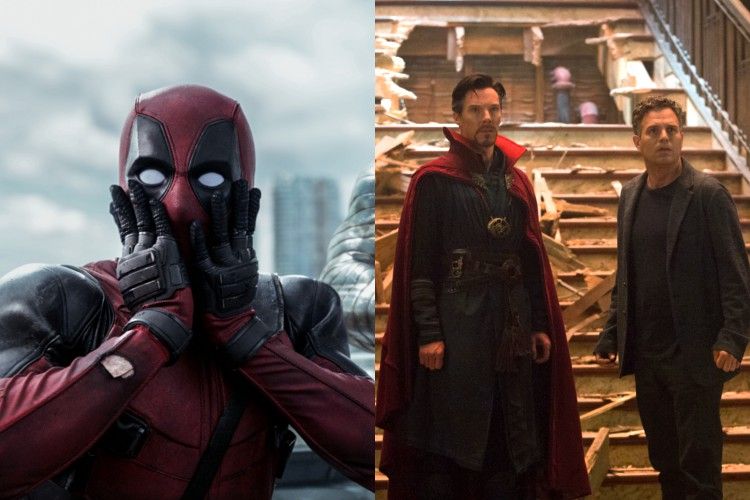 Deadpool Congratulates 'The Avengers', Shares a Rejection Letter From Tony Stark