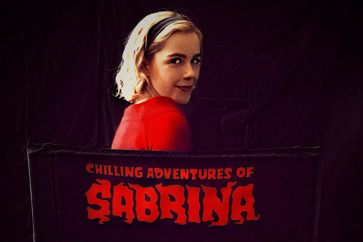 The official title for the Sabrina reboot is here and it's chilling