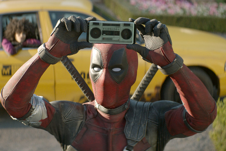 Times When Ryan Reynolds Was Outrageously Hilarious As Deadpool
