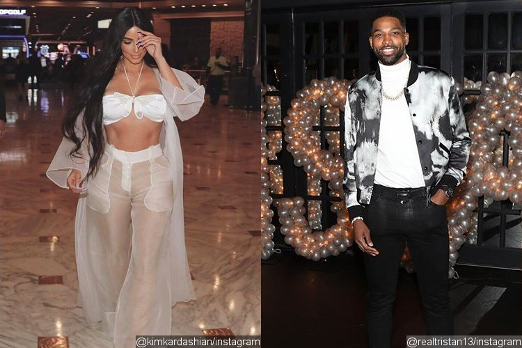 Kim Kardashian Reveals Tristan Thompson Blocked Her On Instagram After Recent Comments