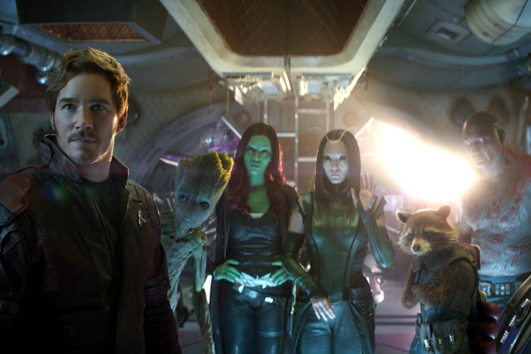 'Avengers: Infinity War' Is Unstoppable as It Continues to Rule Box Office