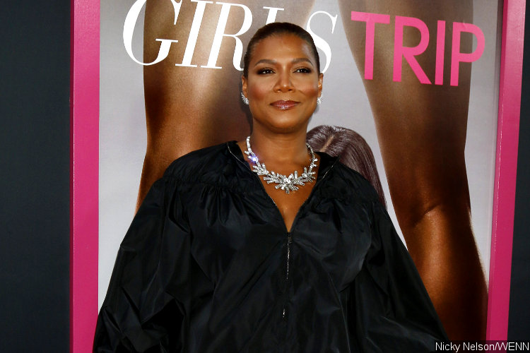 Queen Latifah Receives Honorary Doctorate Degree From Rutgers University
